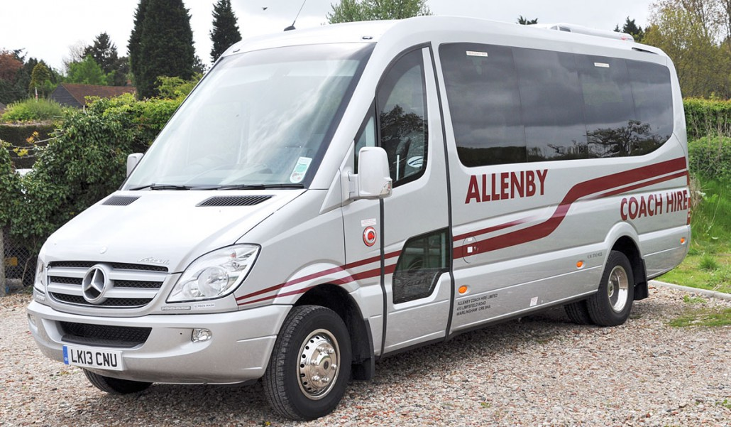 School Coach Hire East Grinstead