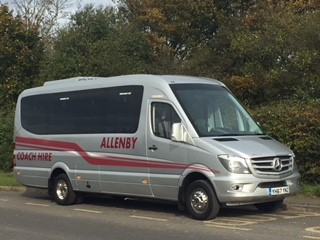 19 Seater Mercedes Soroco DL