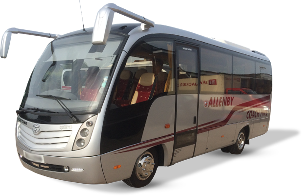 School Coach Hire Warlingham