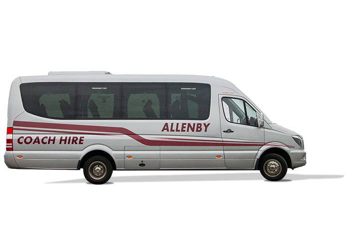 19 seater Soroco coach