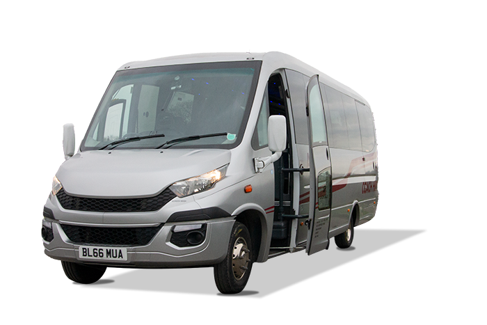 29 Seater Iveco coach