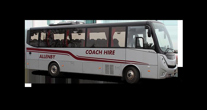 35 seater Mans Midi coach