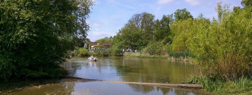 An image of Swanley Park
