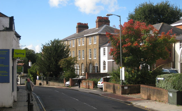 Bridge Street, Leatherhead