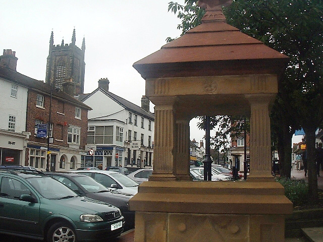 Fountain East Grinstead