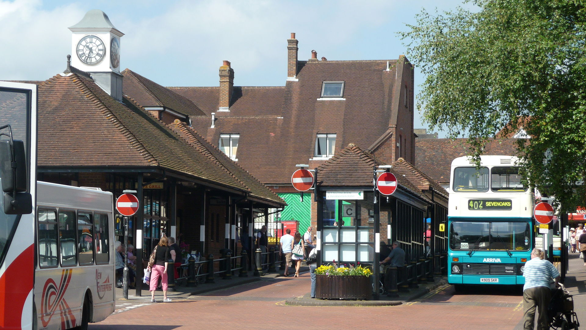 Sevenoaks Bus Station